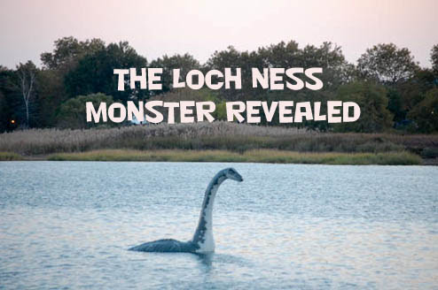 Potw�r z Loch Ness / The Loch Ness Monster Revealed (2009) PL.TVRip.XviD / Lektor PL