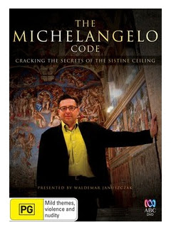 Kod Micha³a Anio³a Tajemnice Kaplicy Syksty?skiej / Michaelangelo Code Secrets of the Sistine Chapel (2006) PL.TVRip.XviD / Lektor PL