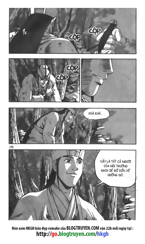 xem truyen moi - Hiệp Khách Giang Hồ Vol41 - Chap 285 - Remake