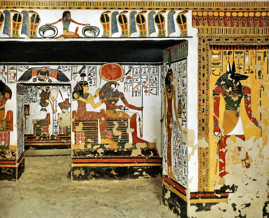 Egypt reopens tomb of Nefertari as tourism falls