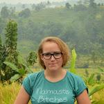 nowa koszulka, moja jedyna pamiątka z Bali