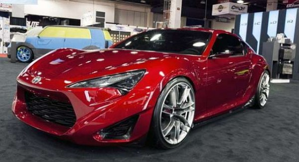 2017 Scion FR-S Release Date Stylish Exterior Design Performance Car Review Specs