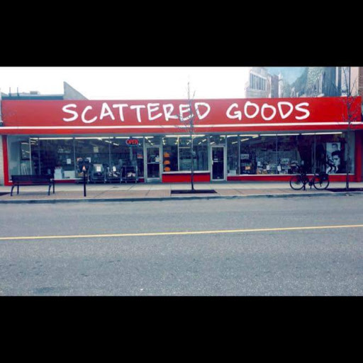 Scattered Goods, 3320 30th Ave, Vernon, BC V1T 2C8, Canada, Discount Store, state British Columbia
