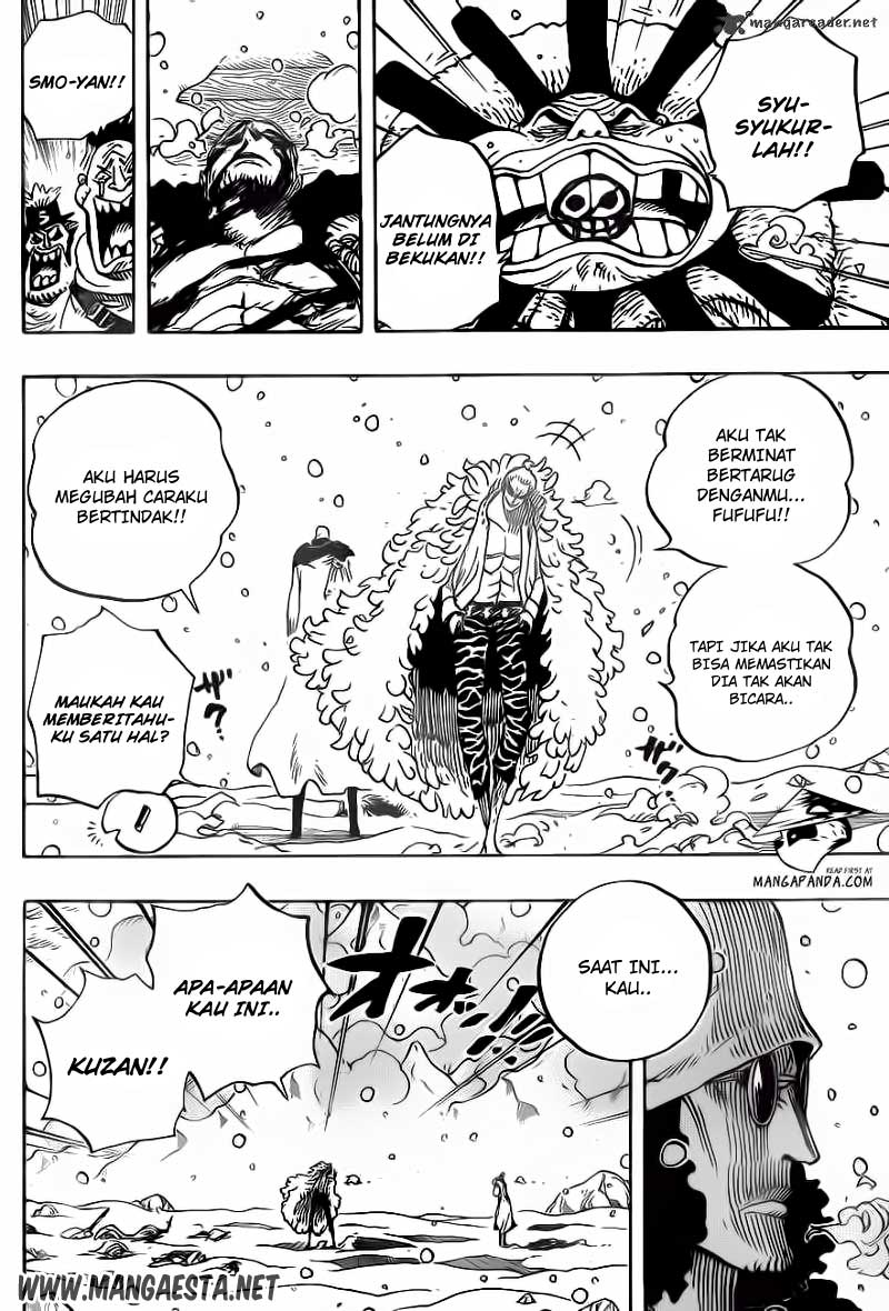 Komik One Piece 699 Indonesia page 7 Mangacan.blogspot.com