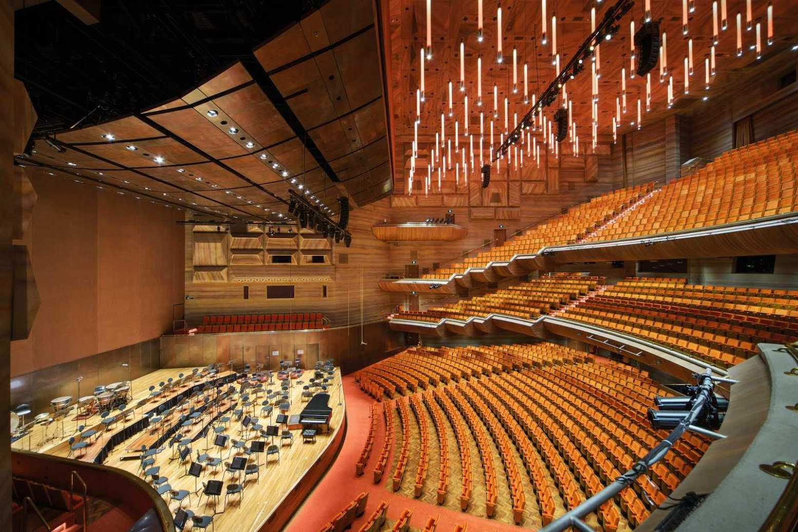 Hamer Hall by ARM Architecture