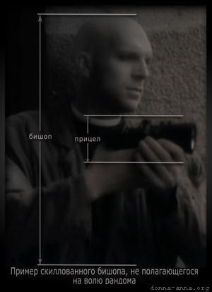 Бишоп из кинофильма Авалон