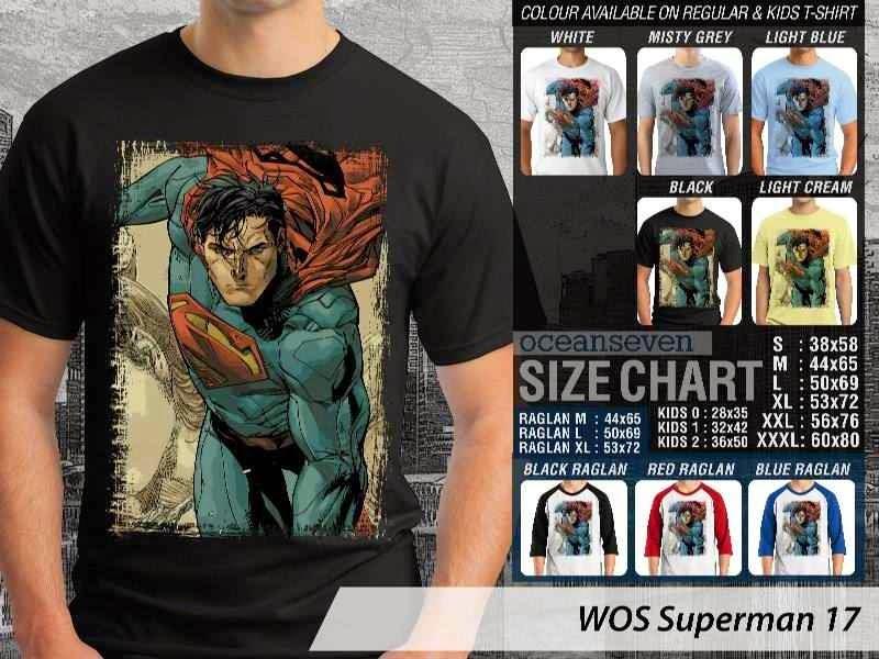 KAOS superman 17 Movie Series distro ocean seven