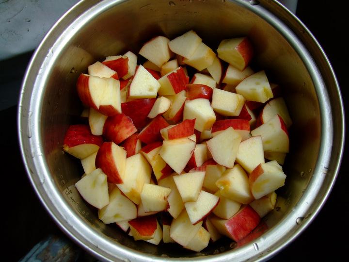 how to make applesauce for diarrhea