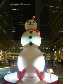 東京ミッドタウンのクリスマスイルミネーション2012(2)