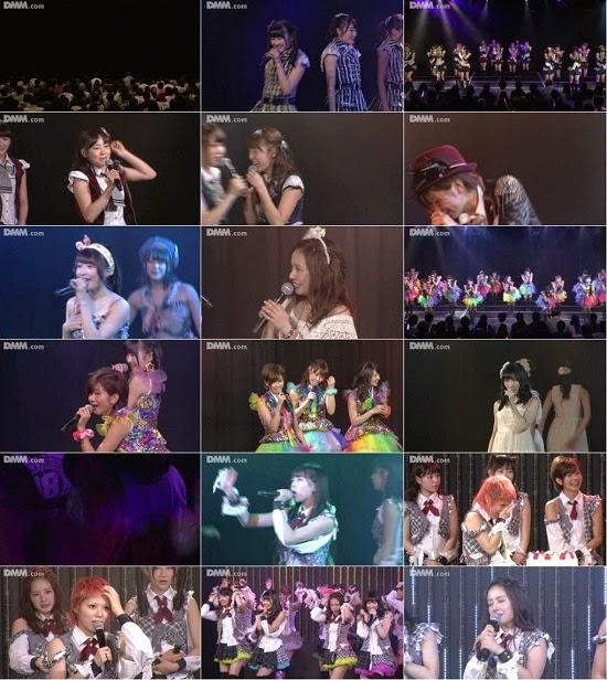 "(LIVE)(公演) NMB48 チームM ""RESET"" 木下百花の生誕祭 150211"