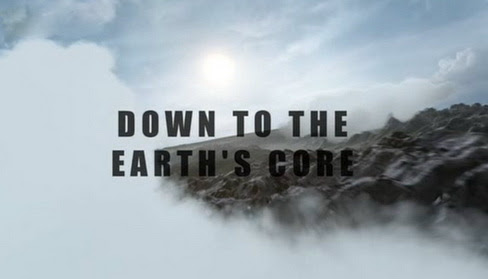Wyprawa do wnêtrza Ziemi / Down To The Earth's Core (2011) PL.TVRip.XviD / Lektor PL
