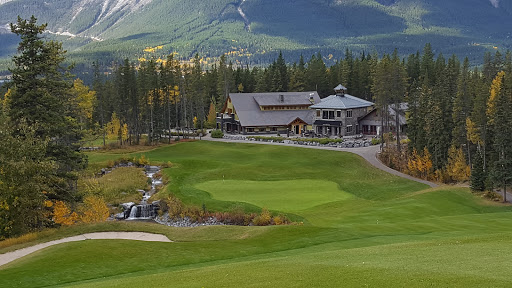 Silvertip Golf Course, 2000 Silvertip Trail, Canmore, AB T1W 3J4, Canada, Golf Club, state Alberta