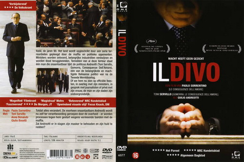Boski / Il divo (2008) PL.TVRip.XviD / Lektor PL