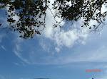 Pretty sky...