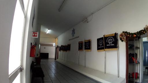 Secretaria Seguridad Publica San Pedro Tlaquepaque, Calle Zalatitán 396, Los Meseros, 45510 San Pedro Tlaquepaque, Jal., México, Comisaría de policía   JAL