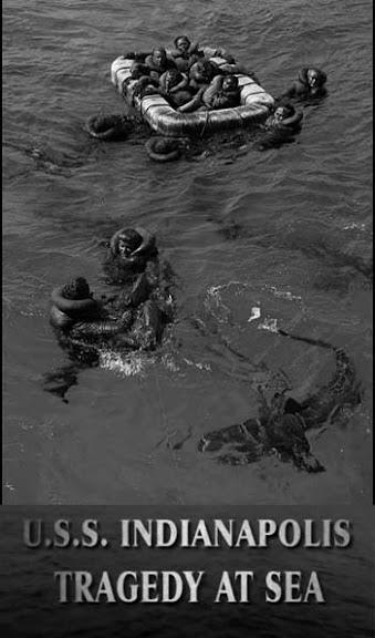 USS Indianapolis tragedia na Pacyfiku / Pacific Tragedy: USS Indianapolis (2009) PL.TVRip.XviD / Lektor PL
