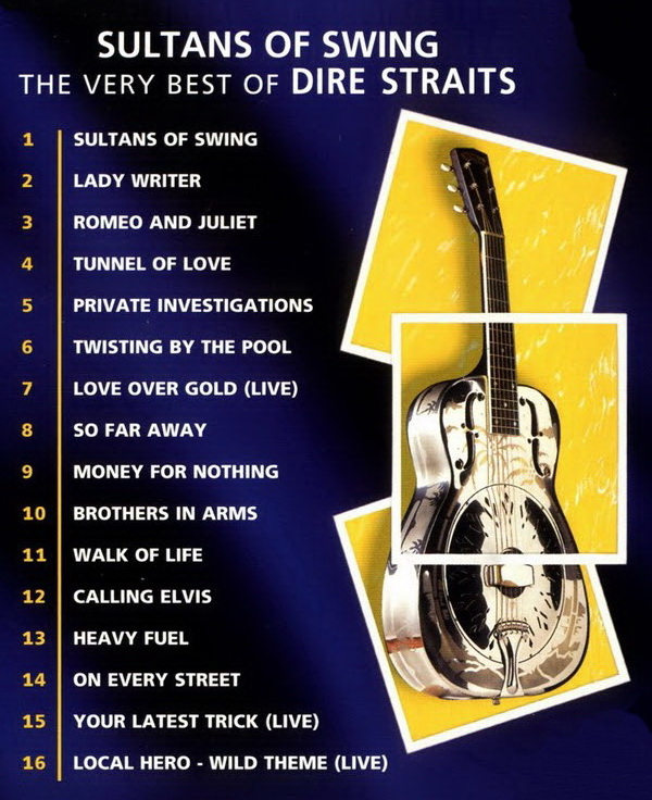 Dire Straits - The Very Best 1998