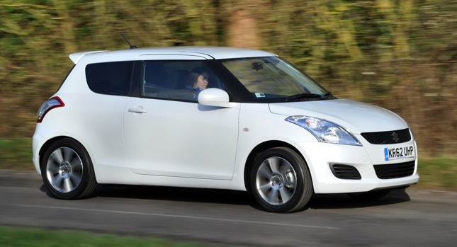New Special Edition Suzuki Swift SZL Launched in the UK