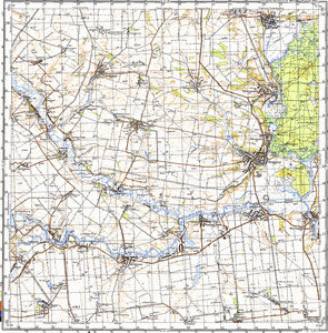 Map 100k--m37-098--(1981)