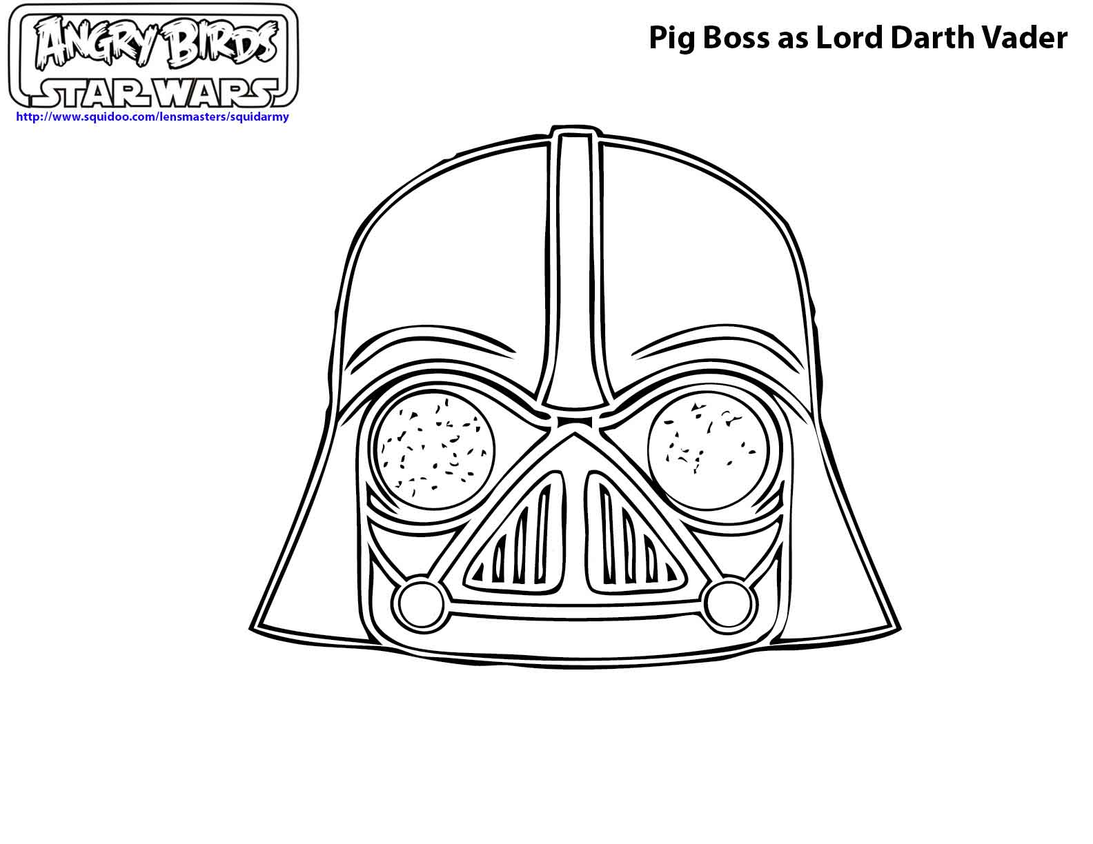 Star Wars Coloring Pages TV & Films ColoringPedia - star wars coloring pages printable