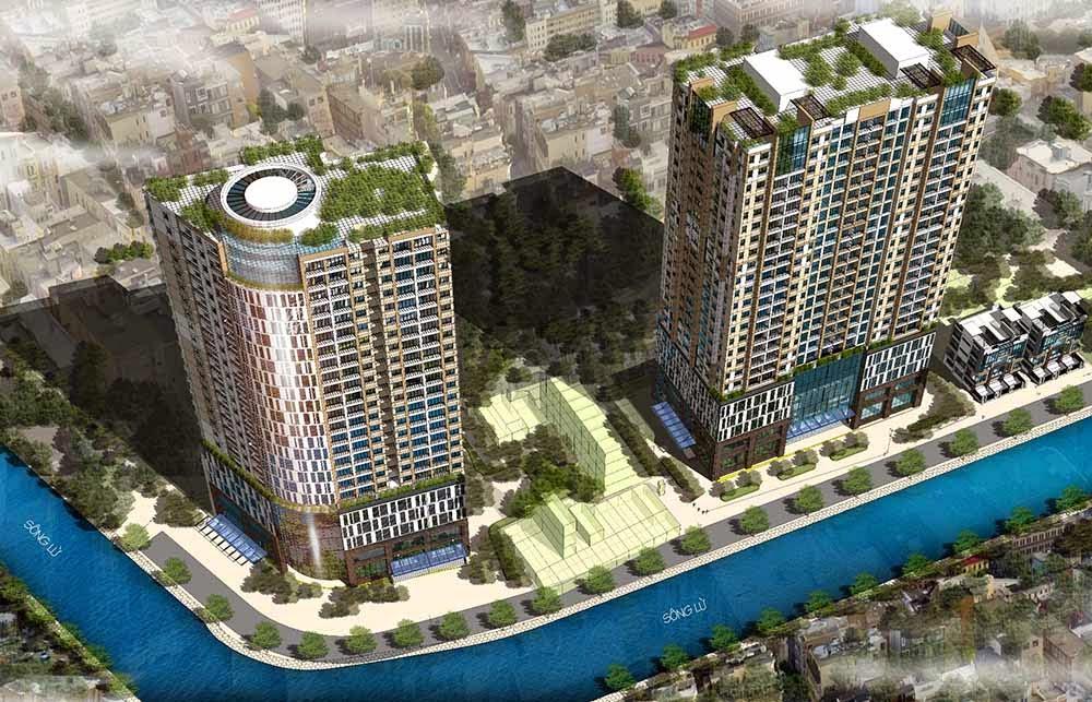 Dự án chung cư CT36 Dream Home