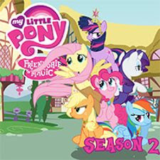 Xem Phim Pony Bé Nhỏ - Tình Bạn Diệu Kỳ Phần 2