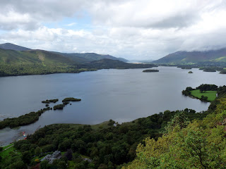 Derwent Water from Surprise View