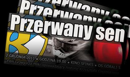 Przerwany sen (2011) PL.TVRip.XviD / PL
