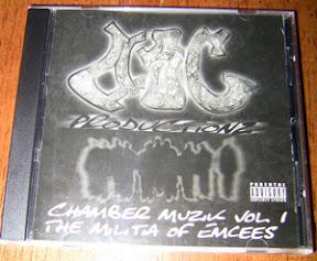 Underground Sound Chamber - Chamber Muzik Vol 1 - Militia of Emcees