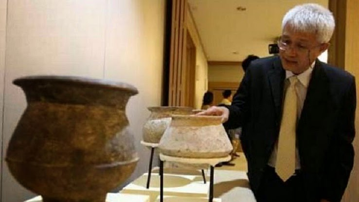 Looted Thai artefacts from prehistoric sites returned by US