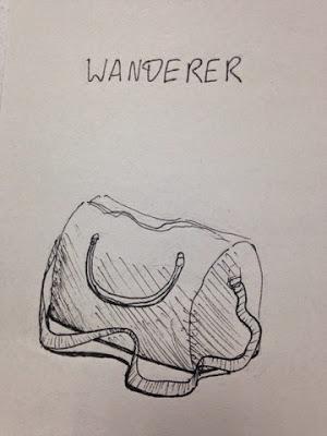 97 Hearts Wanderer drawing