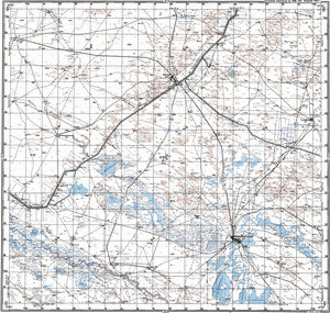 Map 100k--l38-091--(1986)