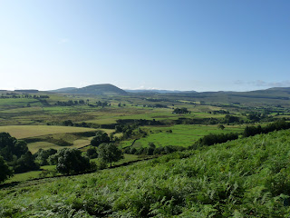 View to Mell Fells
