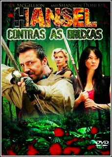 Hansel contra as Bruxas – DVDRip AVI + RMVB Dublado