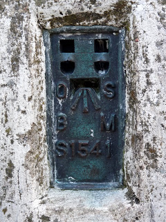 High Street Trig Point Flush Bracket (S.1541) - for those that are interested in these.