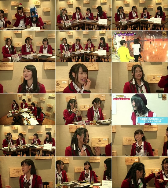 (TV-Music)(1080i) AKB48 乃木坂46 Part – Music Station Super Live 151225