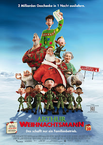 Giáng Sinh Của Arthur - Arthur Christmas poster
