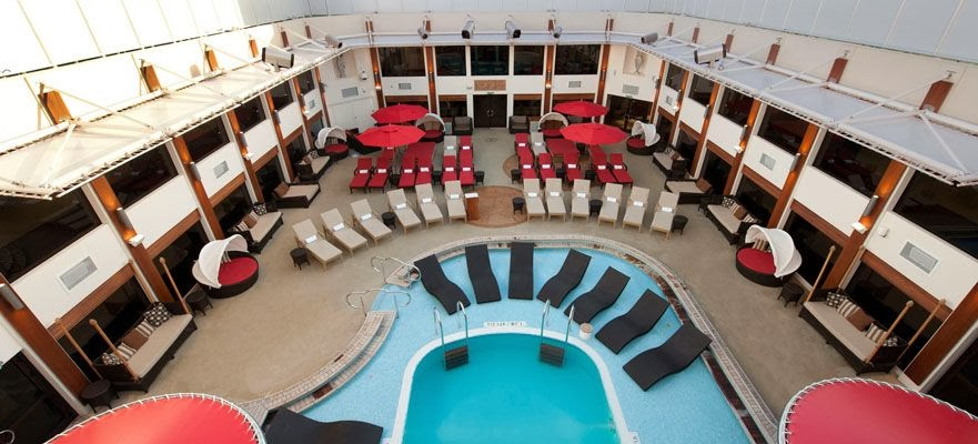 Norwegian Epic - The HAVEN Series ( Cabin )