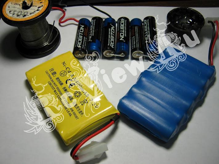 Аккумулятор из пальчиковых батареек своими руками