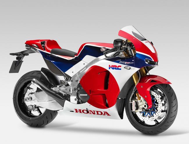 Honda RC213V-S - Motor Moto GP Versi Jalanan