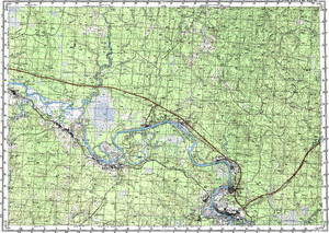 Map 100k--p39-083_084--(1988)