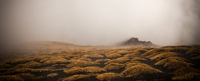 Lunar landscapes of Etna