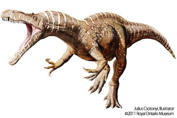 Cyrolophosaurus