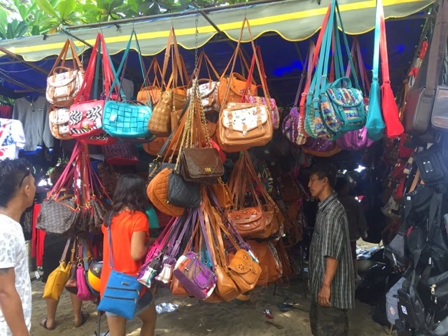 Sydney Fashion Hunter: Shopping In Bali - Handbags