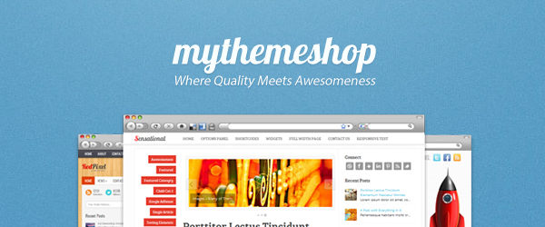 Share toàn bộ Theme Wordpress tại MyThemeShop miễn phí