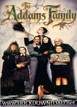 Baixar Filme A Família Addams DVDRip Dual Áudio