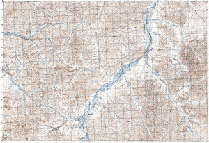 Map 100k--p56-097_098--(1951)