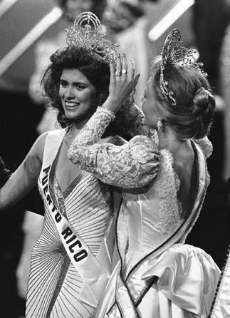 1985 — Дебора Карти Деу (Пуэрто-Рико)