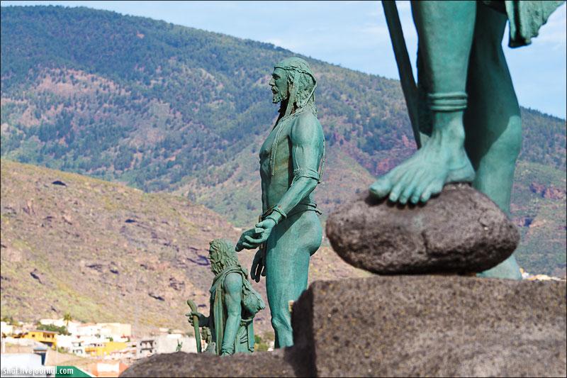 Тенерифе, Ла-Канделария; Tenerife, La Candelaria