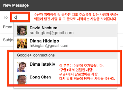 Google+ Connections